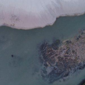 oil spill in ocean