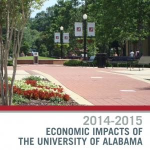 The University of Alabama 2014-2015 Economic Impacts