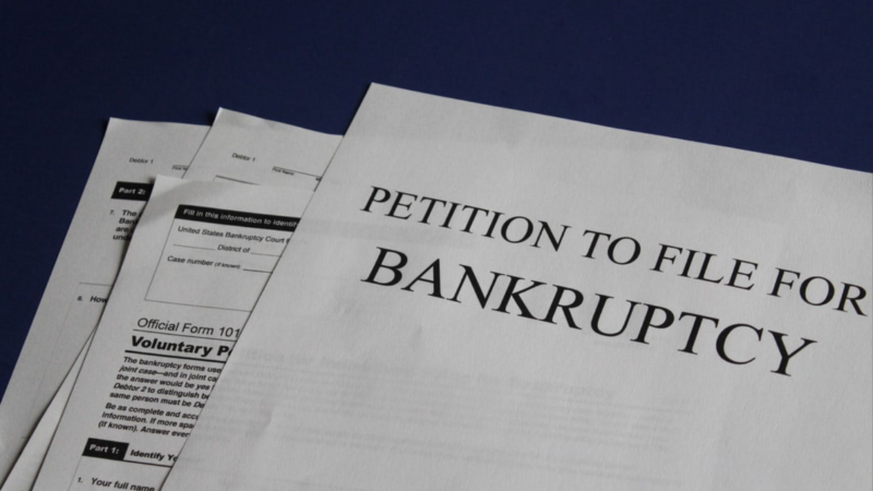 Consumer Bankruptcy on the Rise: Some Possible Explanations