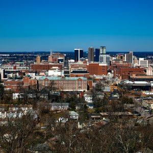 Birmingham Alabama Cityview