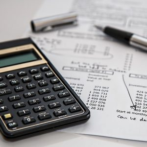 Taxes with Calculator