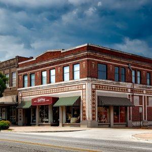 Gadsden Alabama street corner