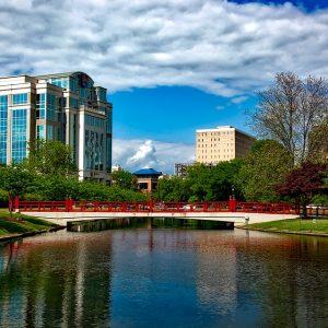 Birmingham Alabama Lake view