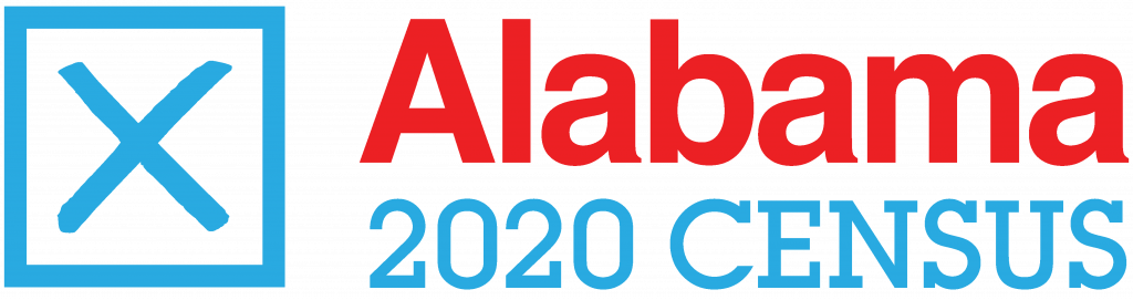 Logo for Alabama 2020 Census