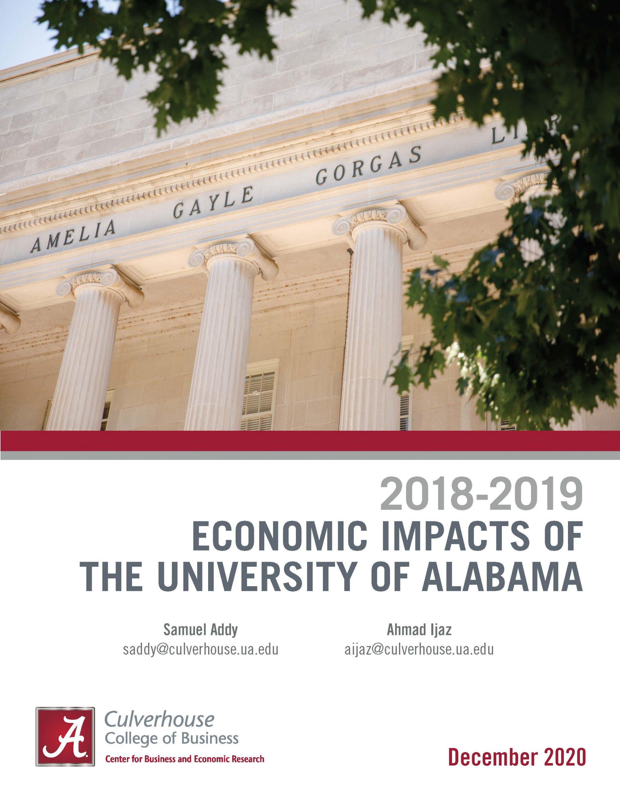 UA Impact Report 2018-2019